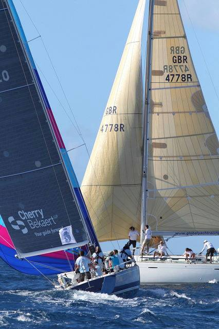 J120 Sunset race Yacht Charter