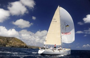 Antigua Sailing Week 2018 race crew