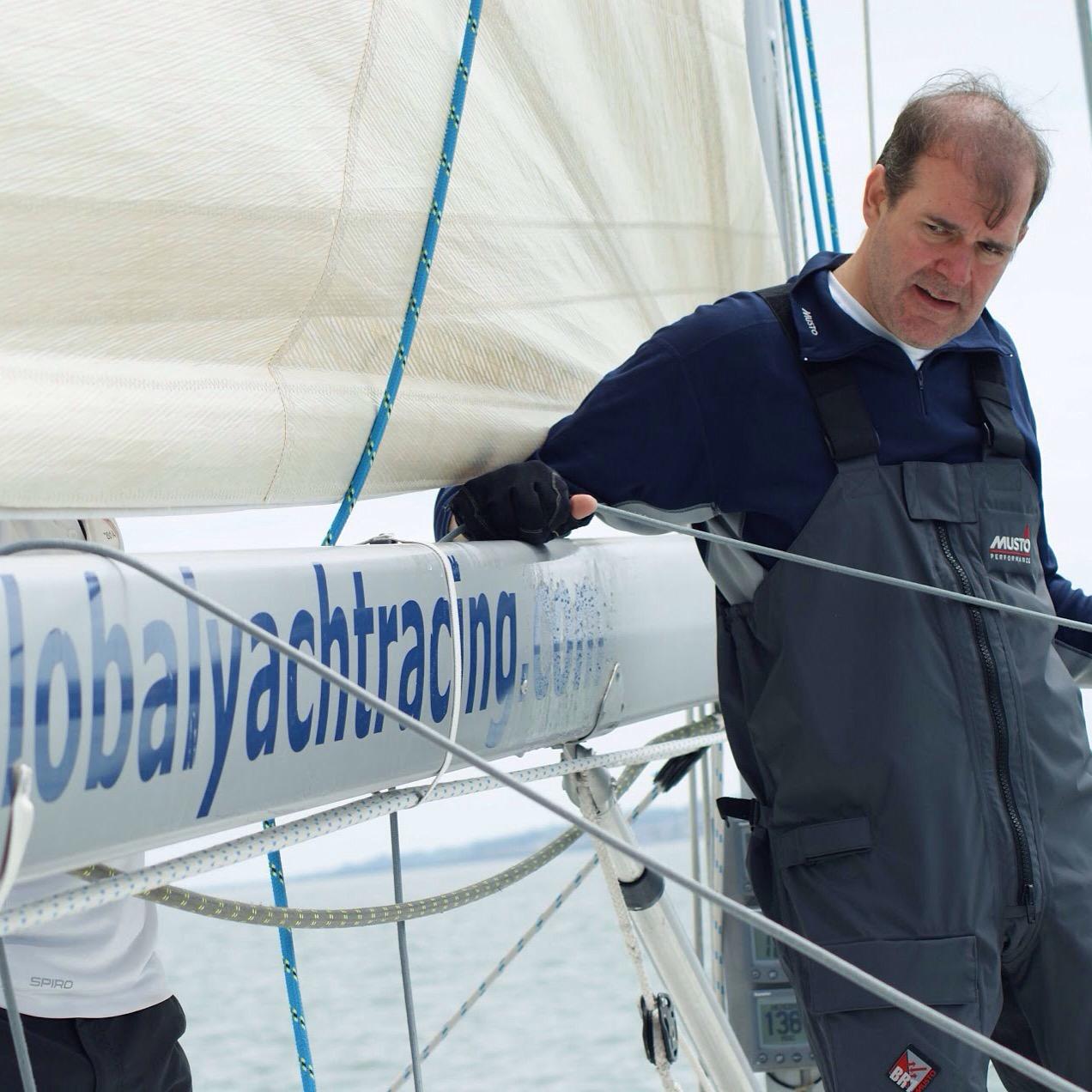 Fastnet Race crew member EH01