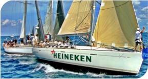 Yacht branding