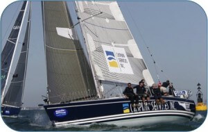 Caspian Services sponsor of Global Yacht Racing